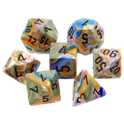 Chessex Festive 7 Dice Sets-Yarrawonga Fun and Games