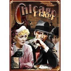 Chicago Poker - Board Game-Yarrawonga Fun and Games