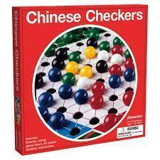 Chinese Checkers Game-Yarrawonga Fun and Games