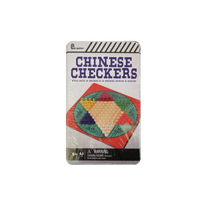 Chinese Checkers - In Tin-Yarrawonga Fun and Games