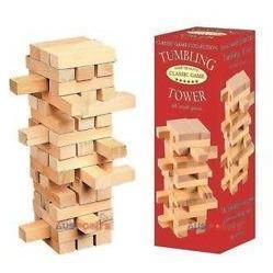 Classic Game Collection Tumbling Tower-Yarrawonga Fun and Games