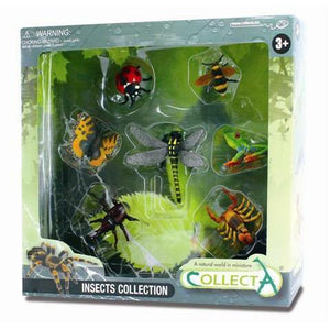 Collecta Boxed Set - Insects-Yarrawonga Fun and Games