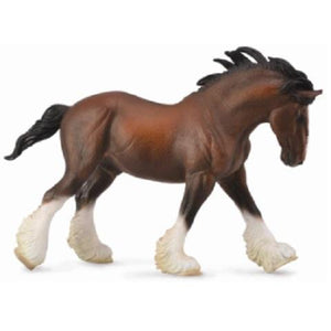 Collecta Clydesdale Stallion Bay-Yarrawonga Fun and Games