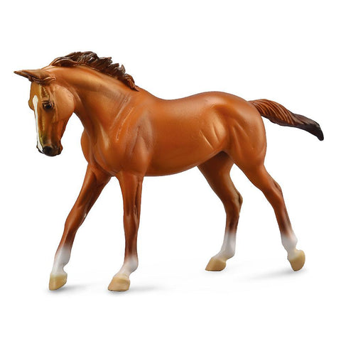 Collecta - Thoroughbred Mare - Boxed-Yarrawonga Fun and Games