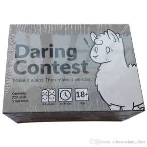 Daring Contest - Game-Yarrawonga Fun and Games