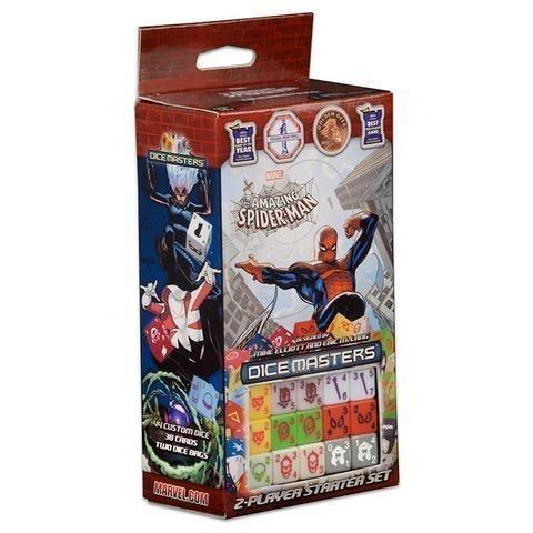 Dicemasters - Amazing Spiderman game-Yarrawonga Fun and Games