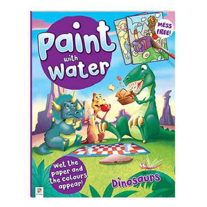 Dinosaurs Paint with water book-Yarrawonga Fun and Games