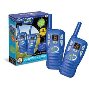 Discovery Kids - Walkie Talkies-Yarrawonga Fun and Games