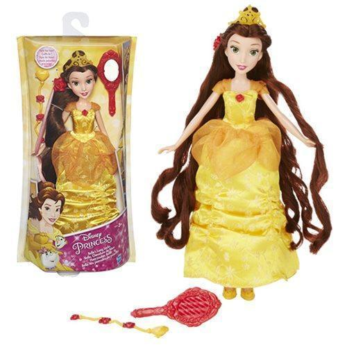 Disney Princess Hair Play Dolls-Belle-Yarrawonga Fun and Games
