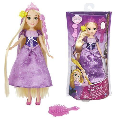 Disney Princess Hair Play Dolls-Rapunzel-Yarrawonga Fun and Games