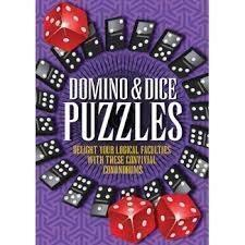 Domino and Dice Puzzles Book-Yarrawonga Fun and Games