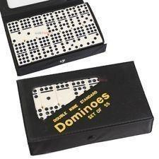 Dominoes Double Nine in case-Yarrawonga Fun and Games