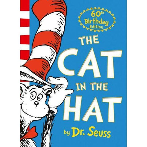 Dr Seuss Book - Cat in the Hat-Yarrawonga Fun and Games