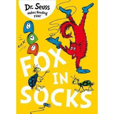 Dr Seuss Book - Fox in Socks-Yarrawonga Fun and Games