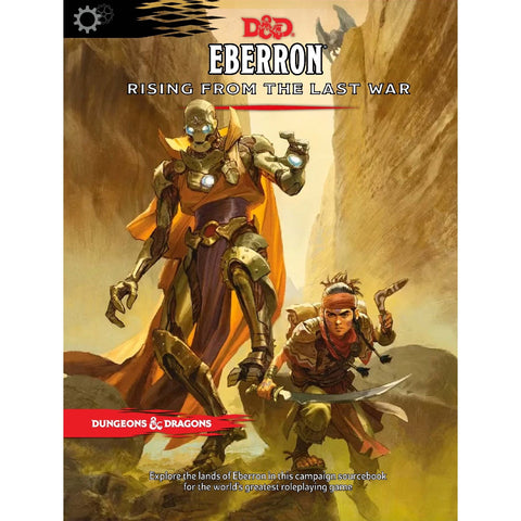 Eberron - Rising from the Last War - Dungeons and Dragons-Yarrawonga Fun and Games
