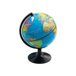 EDU - 13cm Desk Globe-Yarrawonga Fun and Games