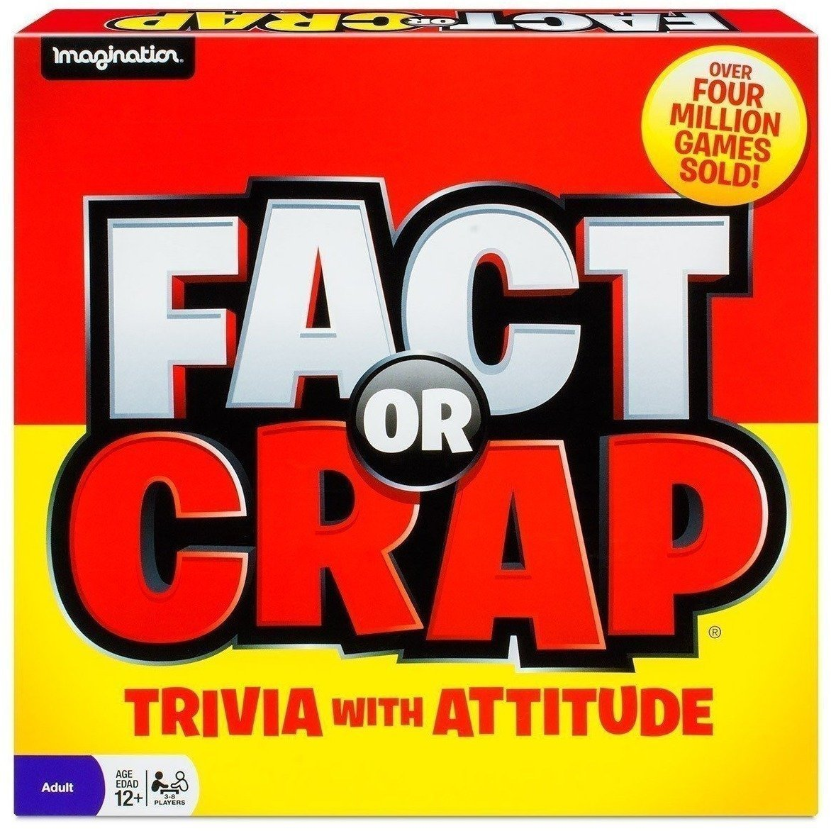 Fact or Crap game-Yarrawonga Fun and Games