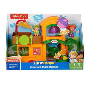 Fisher Price Manners Marketplace-Yarrawonga Fun and Games