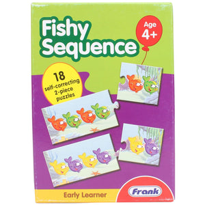 Fishy Sequence Puzzle-Yarrawonga Fun and Games