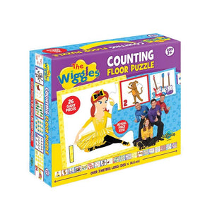 Floor Puzzle - Wiggles Counting