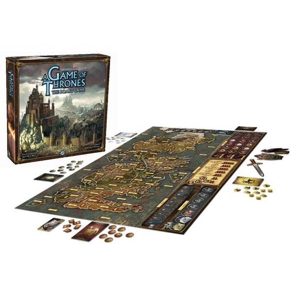 Game of Thrones - Game - 2nd Edition-Yarrawonga Fun and Games