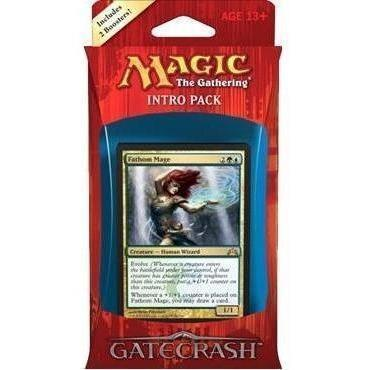 Gatecrash Intro Pack: Simic Synthesis (Green/Blue)-Yarrawonga Fun and Games