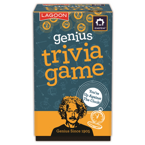 Genius Trivia Game-Yarrawonga Fun and Games