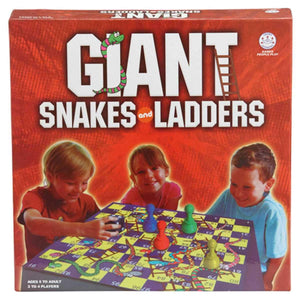 Giant Snakes and Ladders-Yarrawonga Fun and Games