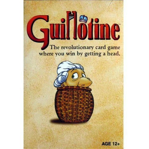 Guillotine - Card Game-Yarrawonga Fun and Games