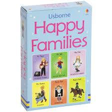 Happy Families-Yarrawonga Fun and Games