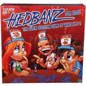 Headbandz Game-Yarrawonga Fun and Games