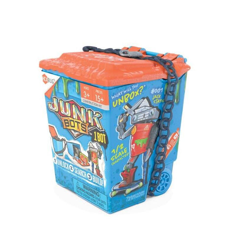 HexBug Junkbots - Single Bin-Yarrawonga Fun and Games