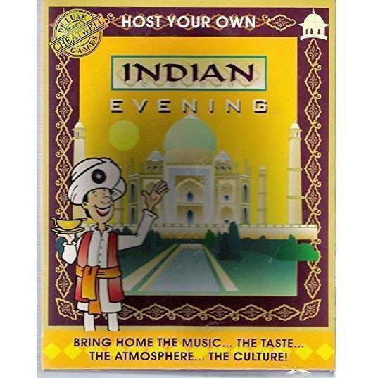 Host your own Indian Evening-Yarrawonga Fun and Games