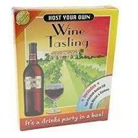 Host your own Wine Tasting-Yarrawonga Fun and Games.