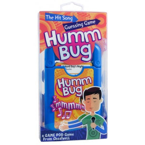 Humm Bug Pod - Hit Song Guessing game-Yarrawonga Fun and Games