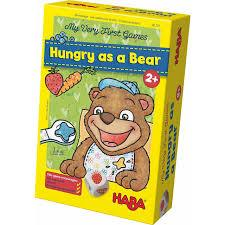 Hungry as a Bear - Game-Yarrawonga Fun and Games.