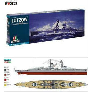 Italeri - 1/:720 - 507 - LUTZOW-Yarrawonga Fun and Games