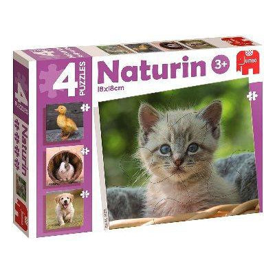 Jigsaw - 4 in1 – Naturin-Yarrawonga Fun and Games