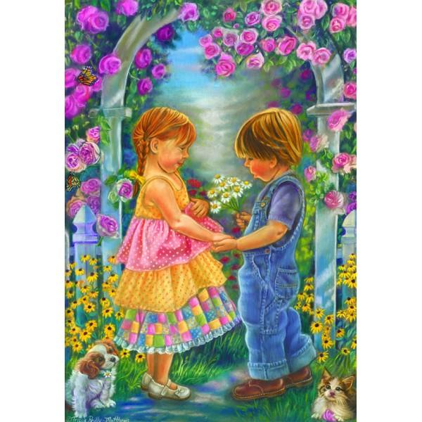Jigsaw 500 pieces – Li'l Ones 2 - Marry Me-Yarrawonga Fun and Games