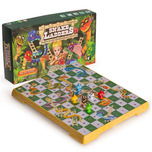 Magnetic Snakes and Ladders-Yarrawonga Fun and Games