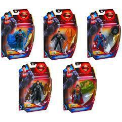 Man of Steel Superman Figures-Yarrawonga Fun and Games