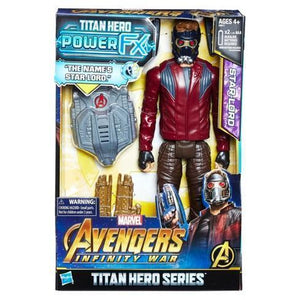 Marvel Avengers: Infinity War Titan Hero Power FX-StarLord-Yarrawonga Fun and Games