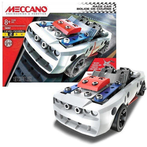 Meccano Race Car 18207-Yarrawonga Fun and Games