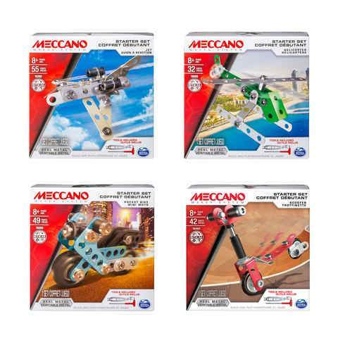 Meccano Starter Sets - Various-Yarrawonga Fun and Games