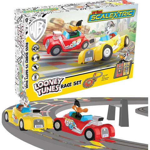 Micro Scalextric - Looney Tunes-Yarrawonga Fun and Games