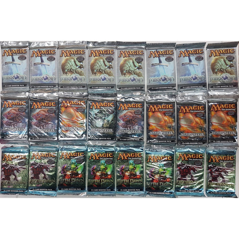 Mirrodin Block - Draft Set of 24 boosters-Yarrawonga Fun and Games