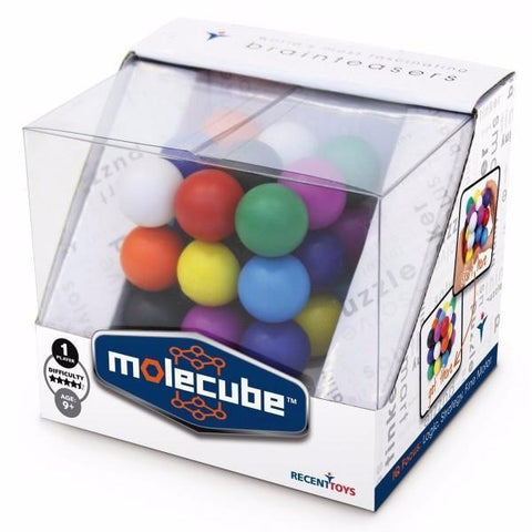 Molecube Puzzle-Yarrawonga Fun and Games