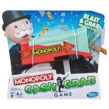 Monopoly Cash Grab - Game-Yarrawonga Fun and Games