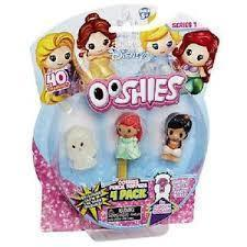 Ooshies - Disney - Series 1 - 4 Pack-Yarrawonga Fun and Games