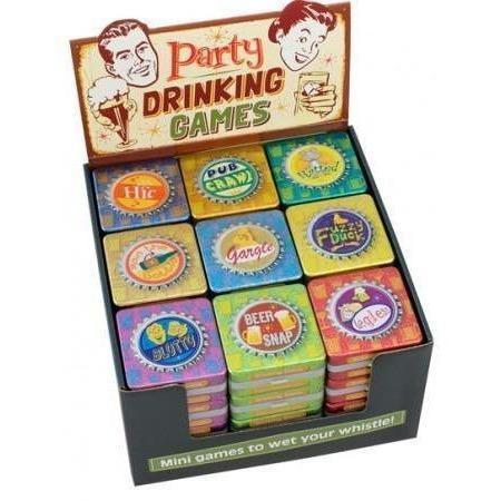 Party Drinking Games-Yarrawonga Fun and Games